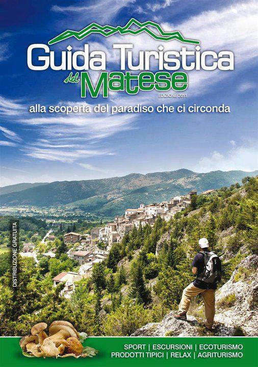 Copertina Guida Turistica del Matese 2011