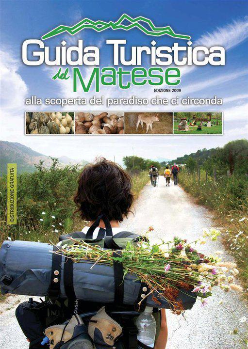 Copertina Guida Turistica del Matese 2009
